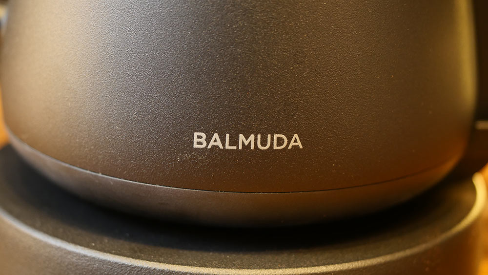 BALMUDA The Potロゴ